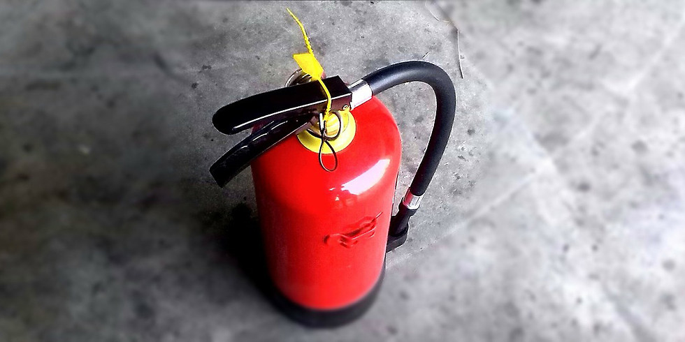 Fire Extinguisher Safety Lunch & Learn