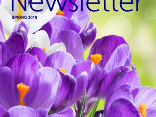 Easter 2019 Newsletter Out Now!
