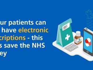 Electronic Prescriptions!