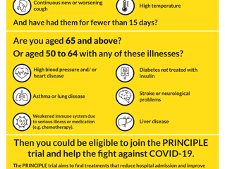 Help the fight against COVID-19