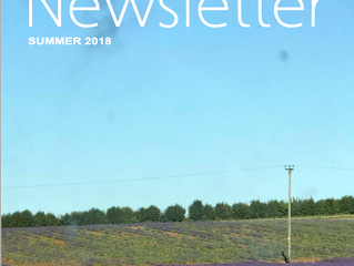 Summer 2018 Newsletter Out Now!