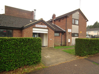 Public Consultation Launched - Fairstead Surgery