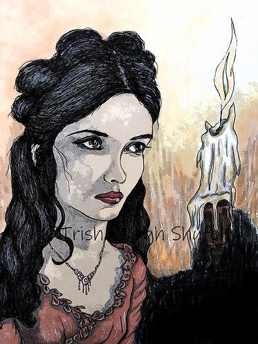 Ladies of Horror~ Mina from Dracula
