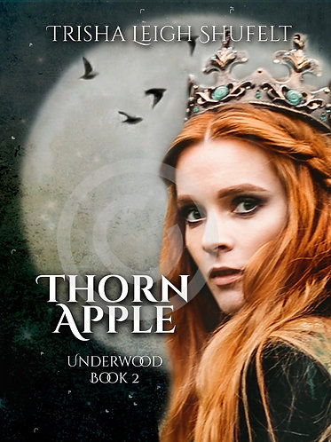 Thorn Apple (book 2 in the Underwood Series) Signed copy