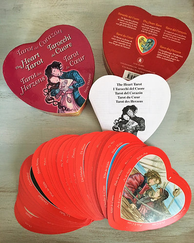 Tarot del Corazon-The Heart Tarot