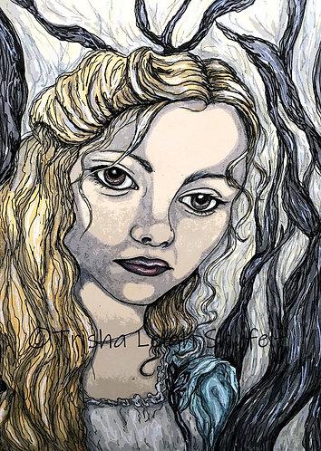 Ladies of Horror~ Katrina Van Tassel from Sleepy Hollow