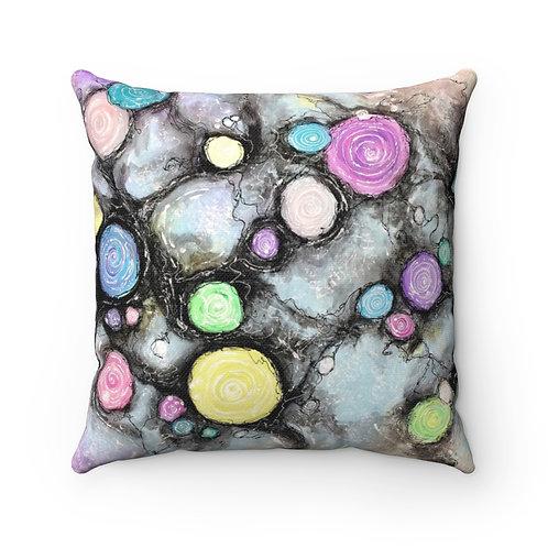 Orbs Pillow