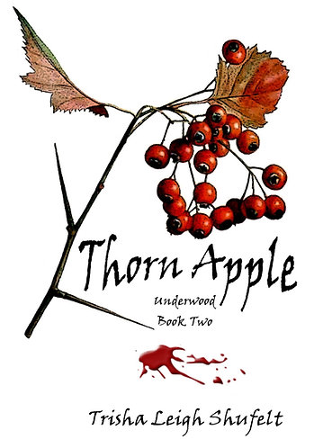 Thorn Apple (Signed copy) & Literary Scarf combo