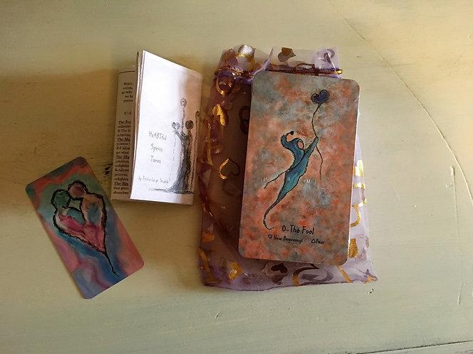 HeARTful Spirits Tarot Hints Version (no box)