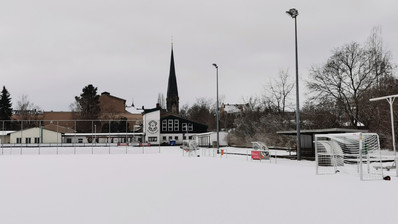 Sportplatz Pirnaer Landstraße