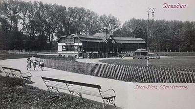 Sportplatz Lennéstraße