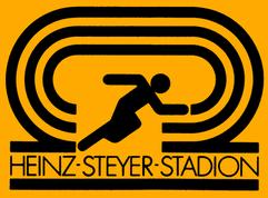 Eigenes Logo für das Heinz-Steyer-Stadion