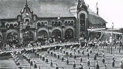 Sportplatz (alte) Permoserstraße