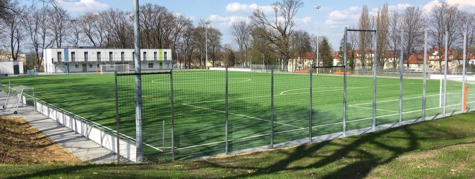 Sportplatz Saalhausener Straße