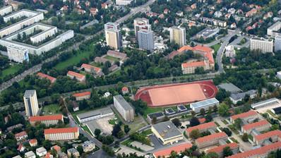 Sportplatz August-Bebel-Straße
