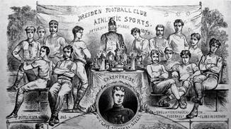 Der Anfang: die Gentleman des Dresden English Football Club