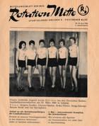 Mitteilungsblatt der BSG Rotation Dresden-Mitte