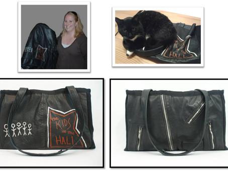 """Motorcycle Jacket """"Rhonda"""" Bag"""