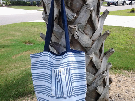 Beach Bag Copycat