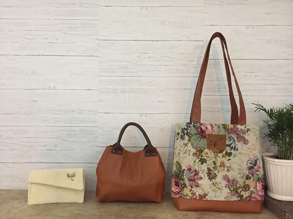 vibrant bags