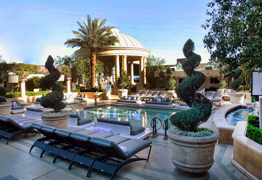 Pool, Las Vegas, Pool Deck