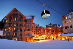 Ski Lodge Colorado