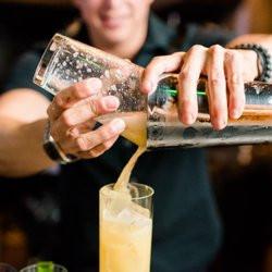 Bartending Mixology Pour Glass