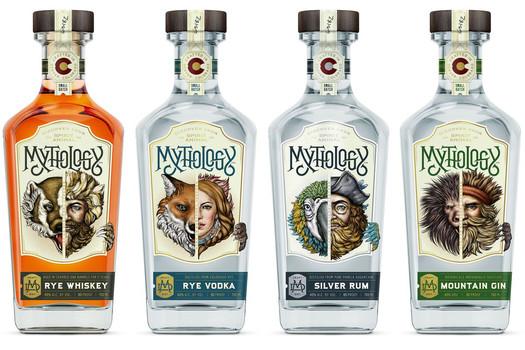 Mythology Distillery