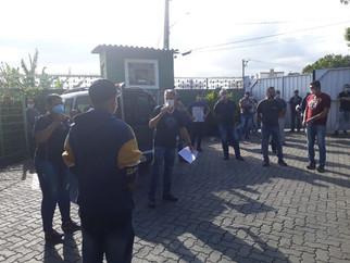 Assembleia na VS Lima