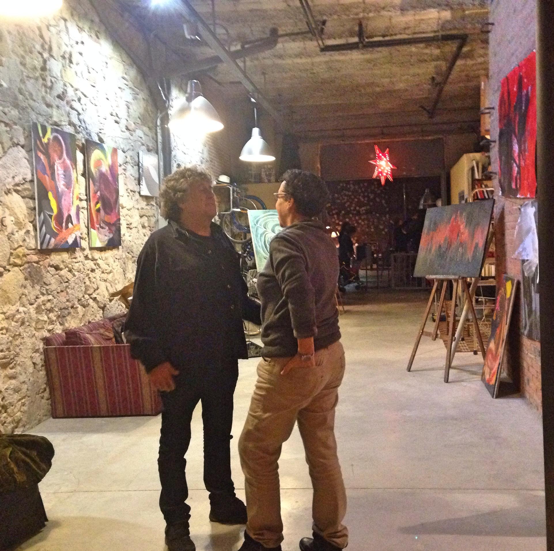 Galería Chez Xefo, Barcelona