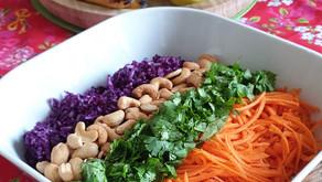 Feelgood salad for Hungry Peeps