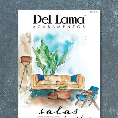Conheça nossa revista Del Lama