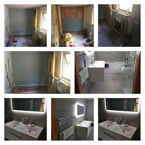 Bathroom Refurbishments