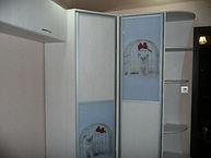 Шкафы-купе, мебель на заказ