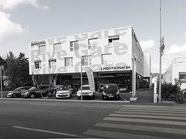 Photo de l'immeuble Rive-Gare à Porrentruy