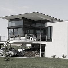 Photo de la villa individuelle de M. et Mme Goldblum à Porrentruy