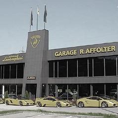 Photo du garage Lamborghini à Porrentruy