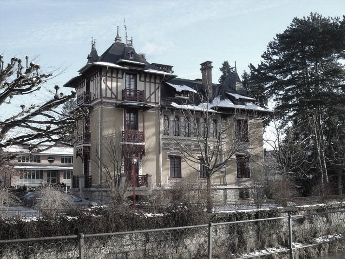 Villa Pfister