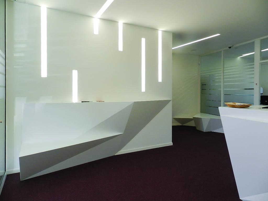 Banque Raiffeisen - Intérieur