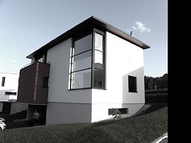 Photo de la villa individuelle de M. et Mme Dominé à Courrendlin