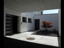 Photo de la maison de M. Horisberger à Rebeuvelier