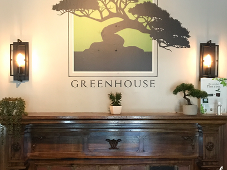 A Day at Nashville's Newest Wellness Destination: Greenhouse Comfort Spa