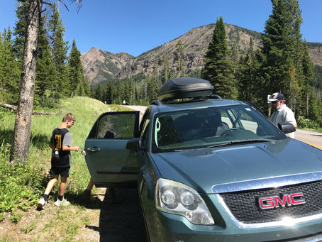 Top 5 Tips for Navigating a Road Trip during COVID-19