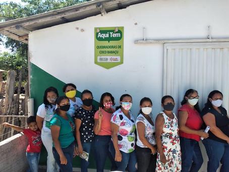 Regional Piauí inaugura unidades produtivas da CIMQCB