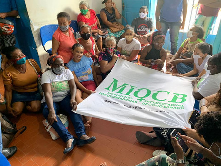 PNAE: MIQCB e STTR ocupam Prefeitura Municipal de Viana