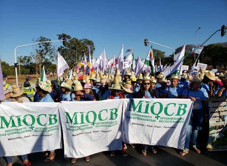 Marcha das Margaridas, 20 anos:  MIQCB participará de Ato Comemorativo