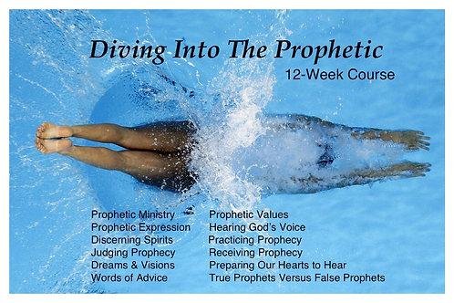 Diving Into The Prophet Workbook