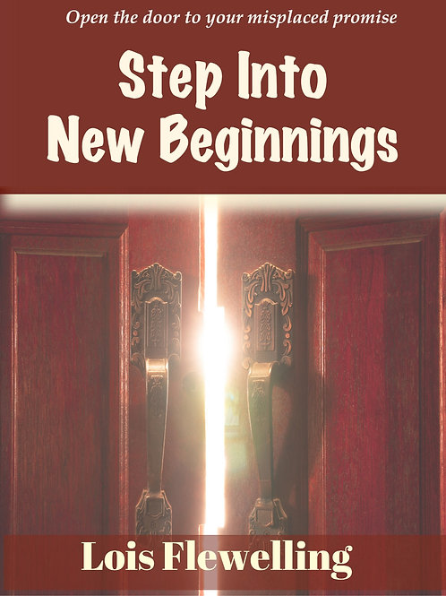 Step into New Beginnings