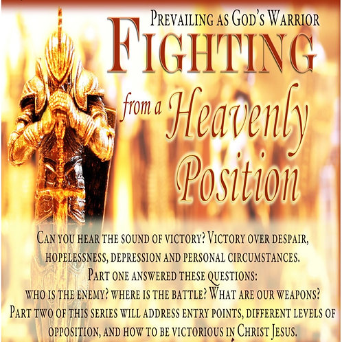 Fighting from a Heavenly Position Workbook