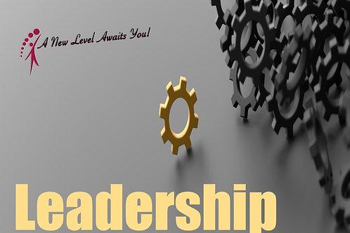 Leadership Workbook